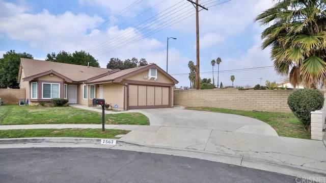 7567 Bovey Avenue, Reseda, CA 91335 (#SR20012253) :: The Pratt Group