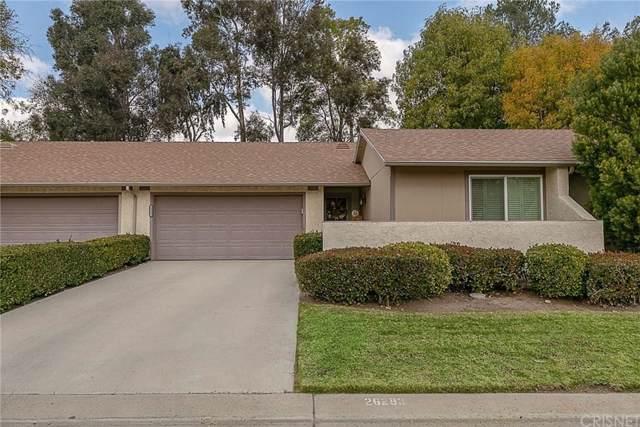 26293 Rainbow Glen Drive, Newhall, CA 91321 (#SR20010926) :: Randy Plaice and Associates