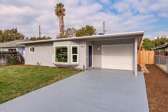 203 Arthur Avenue, Santa Paula, CA 93060 (#220000634) :: Pacific Playa Realty