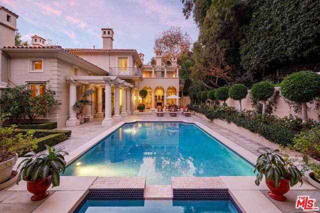 10614 Chalon Road, Los Angeles (City), CA 90077 (#20545112) :: Randy Plaice and Associates