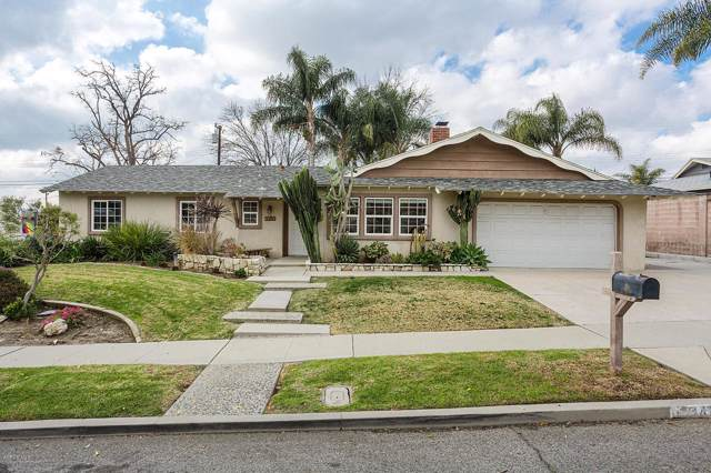 1447 Crater Street, Simi Valley, CA 93063 (#220000639) :: Pacific Playa Realty