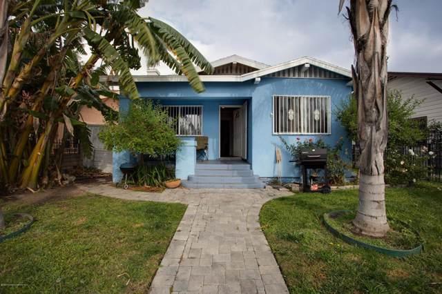 1127 W 55TH Street #3, Los Angeles (City), CA 90037 (#820000221) :: Pacific Playa Realty