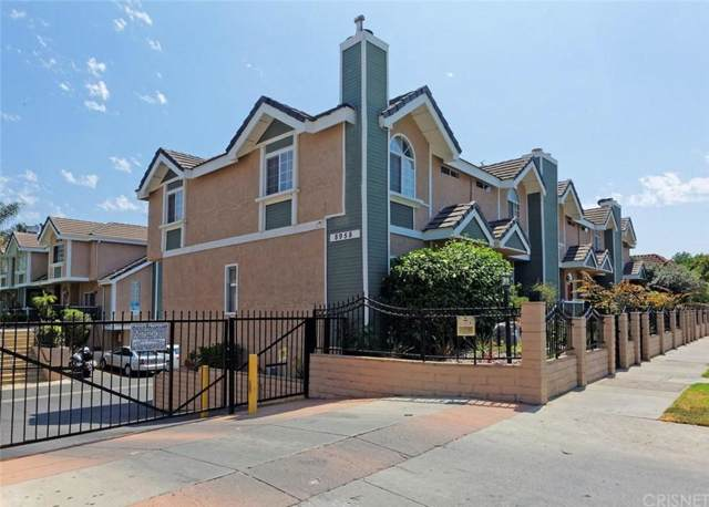 8958 Burnet Avenue B5, North Hills, CA 91343 (#SR20007578) :: Pacific Playa Realty