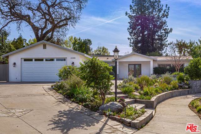 23300 Ostronic Drive, Woodland Hills, CA 91367 (#20544404) :: TruLine Realty