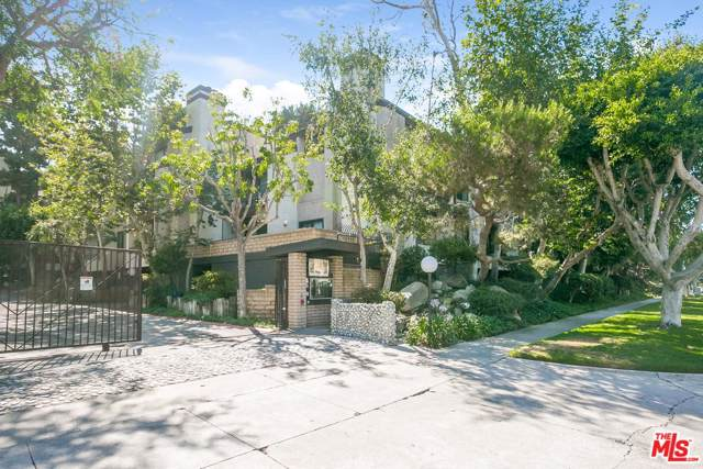 8110 Manitoba Street #105, Playa Del Rey, CA 90293 (#20545294) :: Randy Plaice and Associates