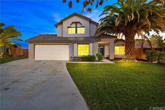 5824 Diamond Street, Palmdale, CA 93552 (#SR20012469) :: The Suarez Team