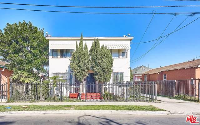 1013 E 48TH Street, Los Angeles (City), CA 90011 (MLS #20545240) :: The Jelmberg Team