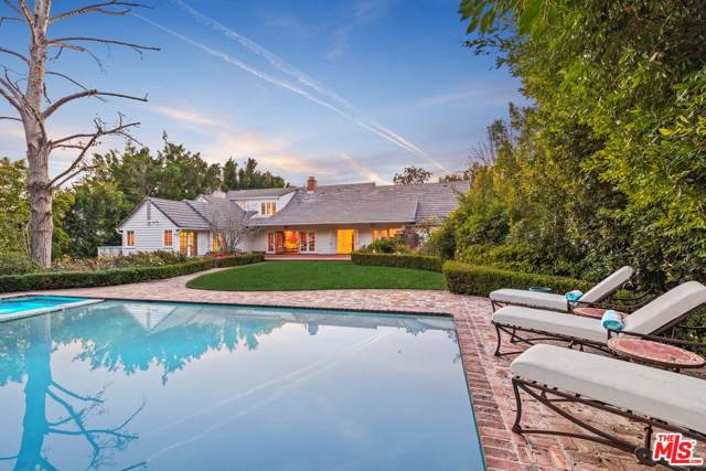 714 N Alta Drive, Beverly Hills, CA 90210 (#20544910) :: Pacific Playa Realty
