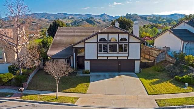 770 Verdemont Circle, Simi Valley, CA 93065 (#SR20012369) :: Pacific Playa Realty