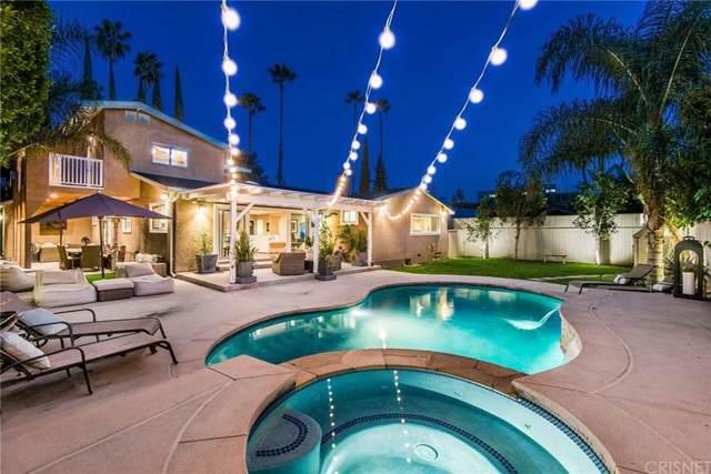 4937 Hayvenhurst Avenue, Encino, CA 91436 (#SR20012606) :: Lydia Gable Realty Group