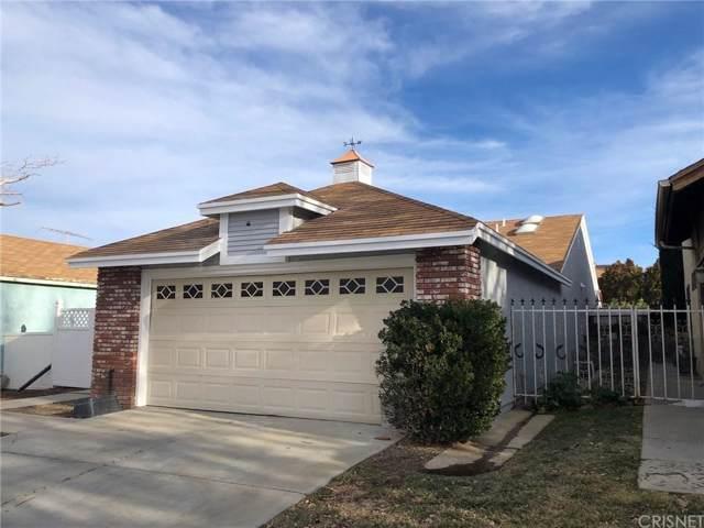 37700 Gilworth Avenue, Palmdale, CA 93550 (#SR20012656) :: The Suarez Team