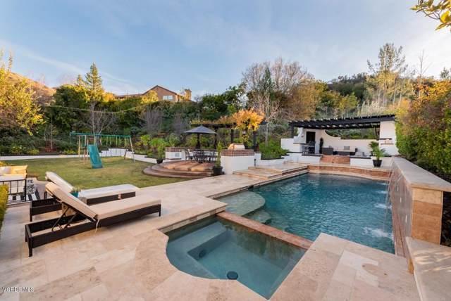 1626 Sycamore Canyon Drive, Westlake Village, CA 91361 (#220000661) :: Lydia Gable Realty Group