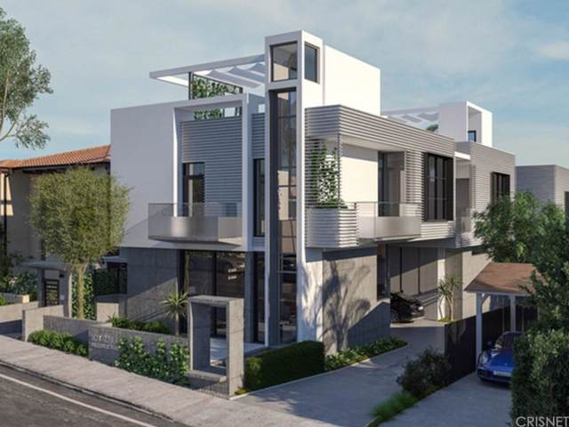 926 Hilldale Avenue, West Hollywood, CA 90069 (#SR20011298) :: The Pratt Group
