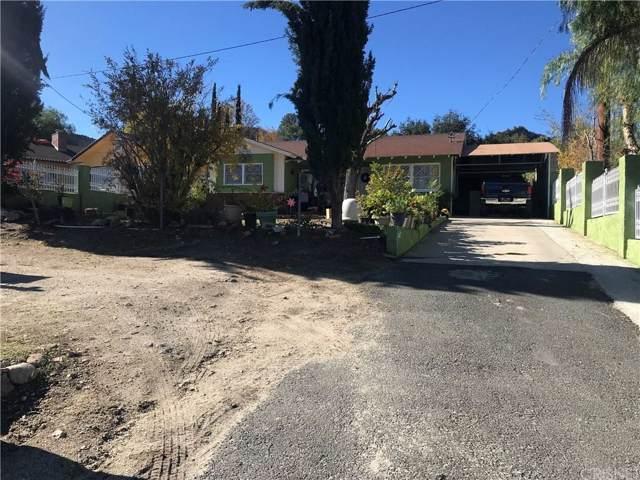 27800 Parker Road, Castaic, CA 91384 (#SR20012528) :: Randy Plaice and Associates