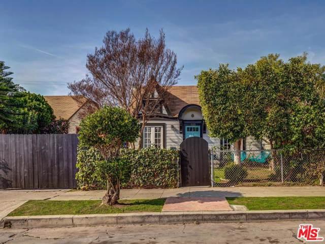 1225 S Mullen Avenue, Los Angeles (City), CA 90019 (#20545350) :: Pacific Playa Realty