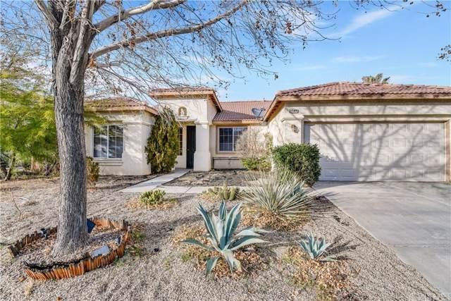 5549 E Avenue R11, Palmdale, CA 93552 (#SR20012886) :: TruLine Realty