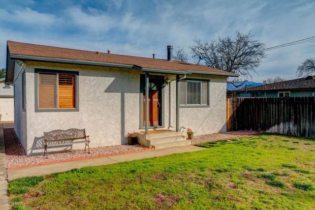 291 Larmier Avenue, Oak View, CA 93022 (#220000678) :: Lydia Gable Realty Group