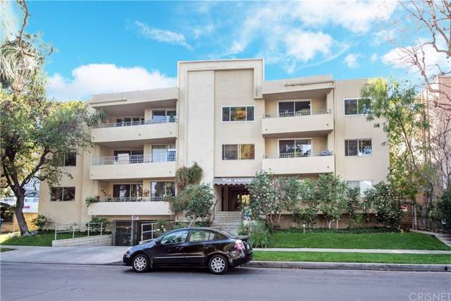 16012 Moorpark Street 205A, Encino, CA 91436 (#SR20012945) :: Lydia Gable Realty Group