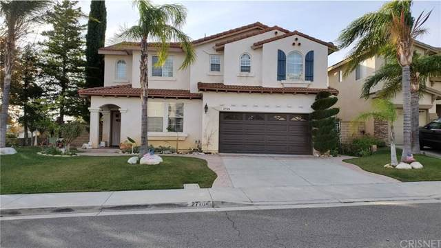 27704 Mariposa Lane, Castaic, CA 91384 (#SR20013021) :: Randy Plaice and Associates