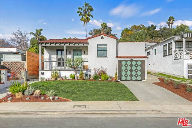 4757 Mendota Avenue, Los Angeles (City), CA 90042 (#20544614) :: Lydia Gable Realty Group