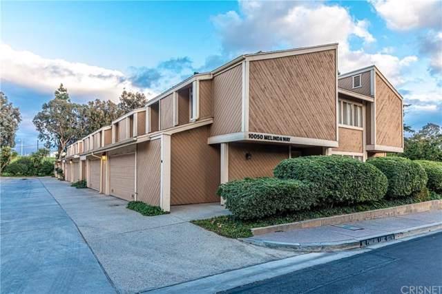10050 Melinda Way #2, Northridge, CA 91325 (#SR20012675) :: Randy Plaice and Associates