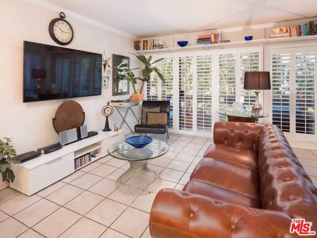 950 N Kings Road #121, West Hollywood, CA 90069 (#20544662) :: The Pratt Group