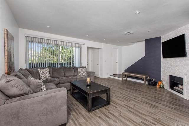 18550 Hatteras Street #6, Tarzana, CA 91356 (#SR20009167) :: Randy Plaice and Associates