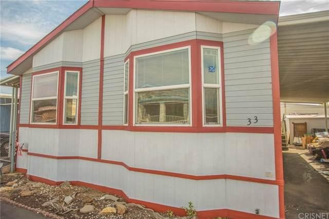 8901 Eton #33, Canoga Park, CA 91304 (#SR20013467) :: Randy Plaice and Associates