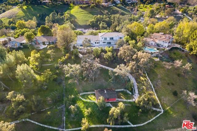24833 Jacob Hamblin Road, Hidden Hills, CA 91302 (#20545588) :: Lydia Gable Realty Group