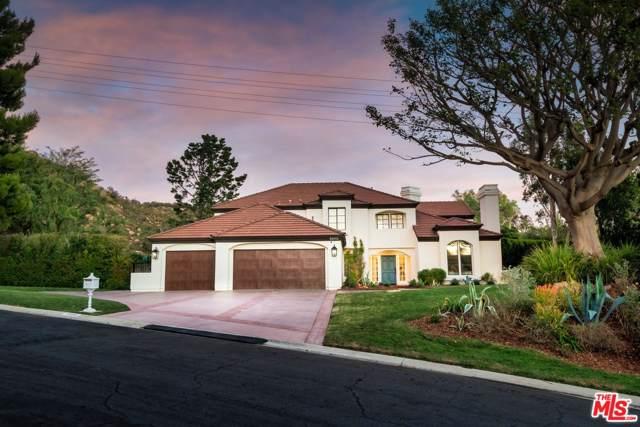 5890 Indian Crest Circle, Westlake Village, CA 91362 (#20545616) :: Lydia Gable Realty Group