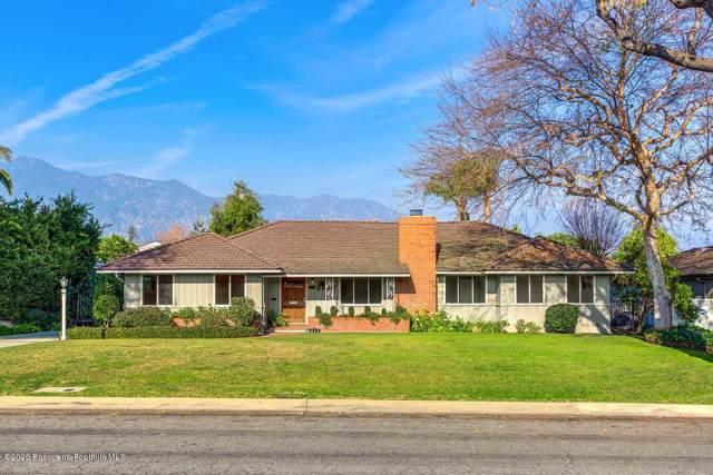 1009 Paloma Drive, Arcadia, CA 91007 (#820000234) :: The Parsons Team