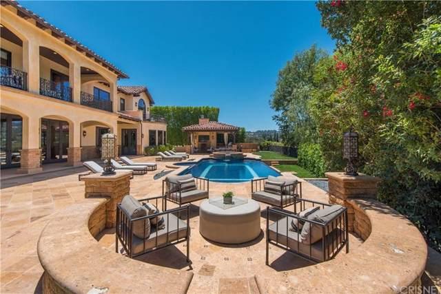 4349 Clear Valley Drive, Encino, CA 91436 (#SR20013465) :: Randy Plaice and Associates