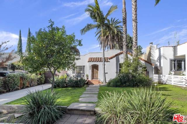 1231 Poinsettia Drive, West Hollywood, CA 90046 (#20545796) :: The Suarez Team