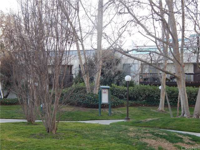 23515 Lyons Avenue #278, Valencia, CA 91355 (#SR20013125) :: Randy Plaice and Associates
