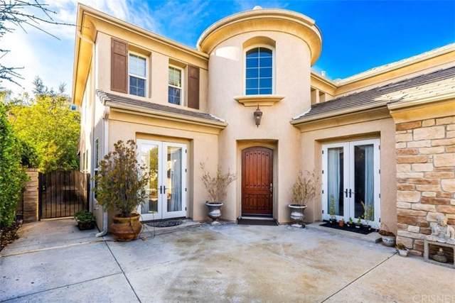 26919 Boulder Crest Drive, Valencia, CA 91381 (#SR20013766) :: Lydia Gable Realty Group