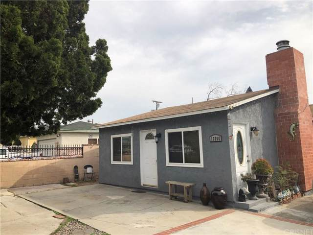 13706 Mercer Street, Pacoima, CA 91331 (#SR20013915) :: Randy Plaice and Associates