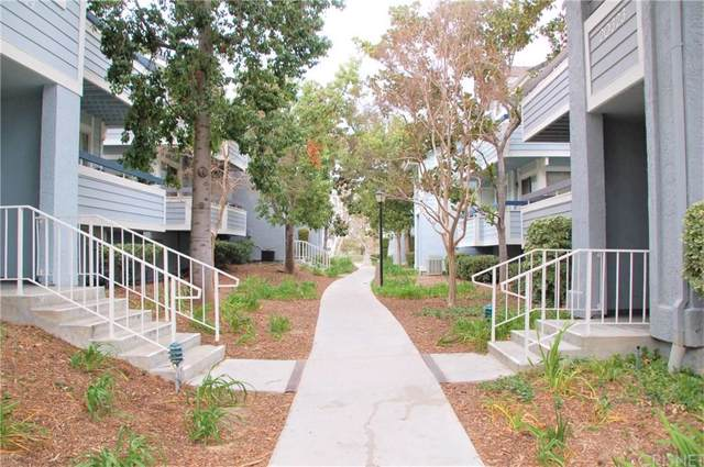 20335 Rue Crevier #524, Canyon Country, CA 91351 (#SR20013615) :: Randy Plaice and Associates