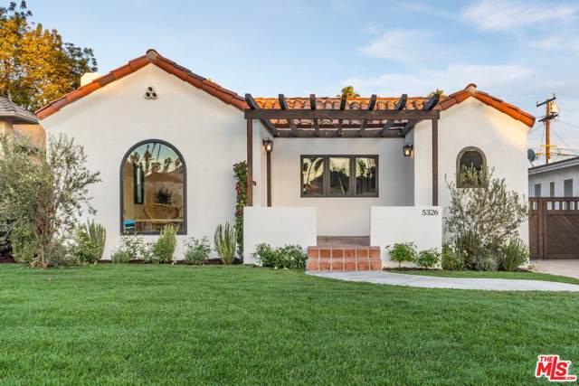 5326 S Mullen Avenue, Los Angeles (City), CA 90043 (MLS #20542312) :: Deirdre Coit and Associates