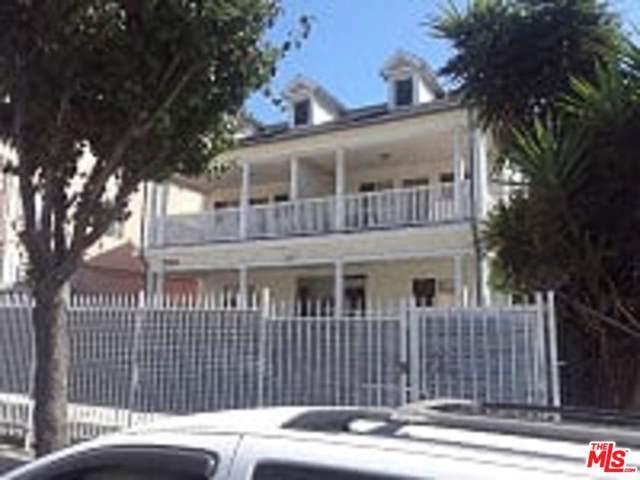 2740 James M Wood, Los Angeles (City), CA 90006 (MLS #20545548) :: Deirdre Coit and Associates