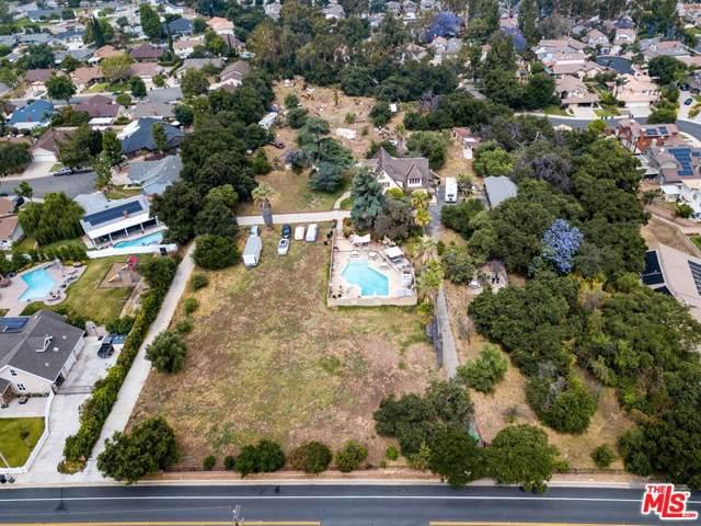 819 N Walnut Ave, San Dimas, CA 91773 (MLS #20-545944) :: The John Jay Group - Bennion Deville Homes