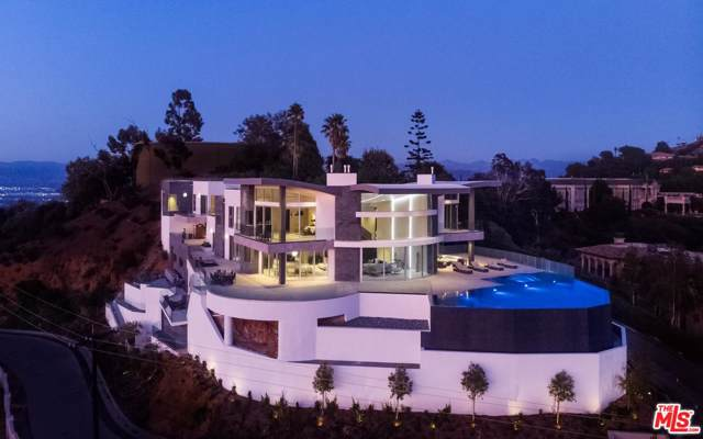 2710 Bowmont Drive, Beverly Hills, CA 90210 (#20546038) :: The Agency