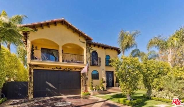 11337 Nina Place, Culver City, CA 90230 (#20545852) :: TruLine Realty