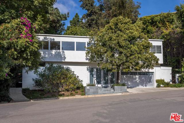 9491 S Readcrest Drive, Beverly Hills, CA 90210 (#20545544) :: The Agency