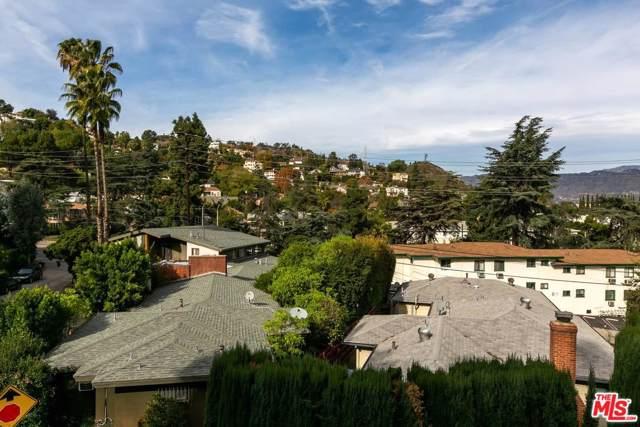 3750 Arbolada Road, Los Angeles (City), CA 90027 (#20546120) :: The Suarez Team