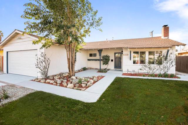 7729 Sausalito Avenue, West Hills, CA 91304 (#220000761) :: The Agency