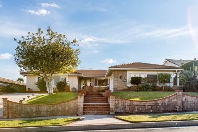 16808 Gledhill Street, Northridge, CA 91343 (#SR20014425) :: Randy Plaice and Associates