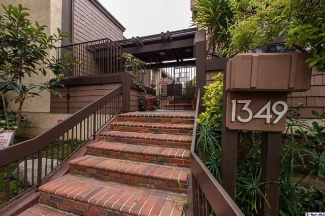 1349 N Columbus Avenue #16, Glendale, CA 91202 (#320000263) :: Randy Plaice and Associates