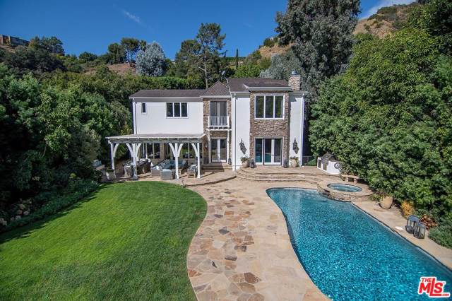 1740 La Fontaine Court, Beverly Hills, CA 90210 (#20546230) :: The Agency