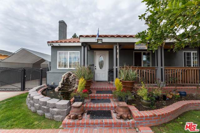 8137 Irvine Avenue, North Hollywood, CA 91605 (MLS #20546312) :: Hacienda Agency Inc