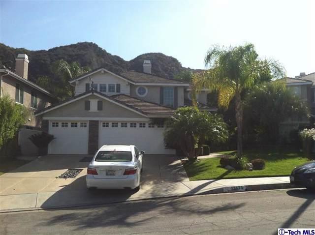 25425 Doyle Court, Stevenson Ranch, CA 91381 (#320000275) :: Randy Plaice and Associates
